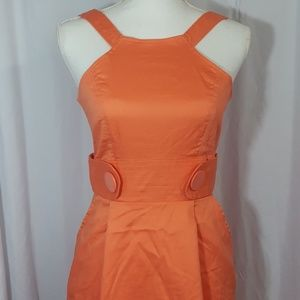 Alyn Paige Coral  Dress Size 5/6
